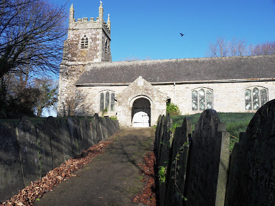 St Cubys Church, Tregony, Cornwall