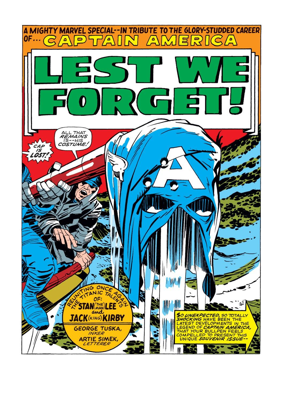 Captain America (1968) Issue #112 #26 - English 2