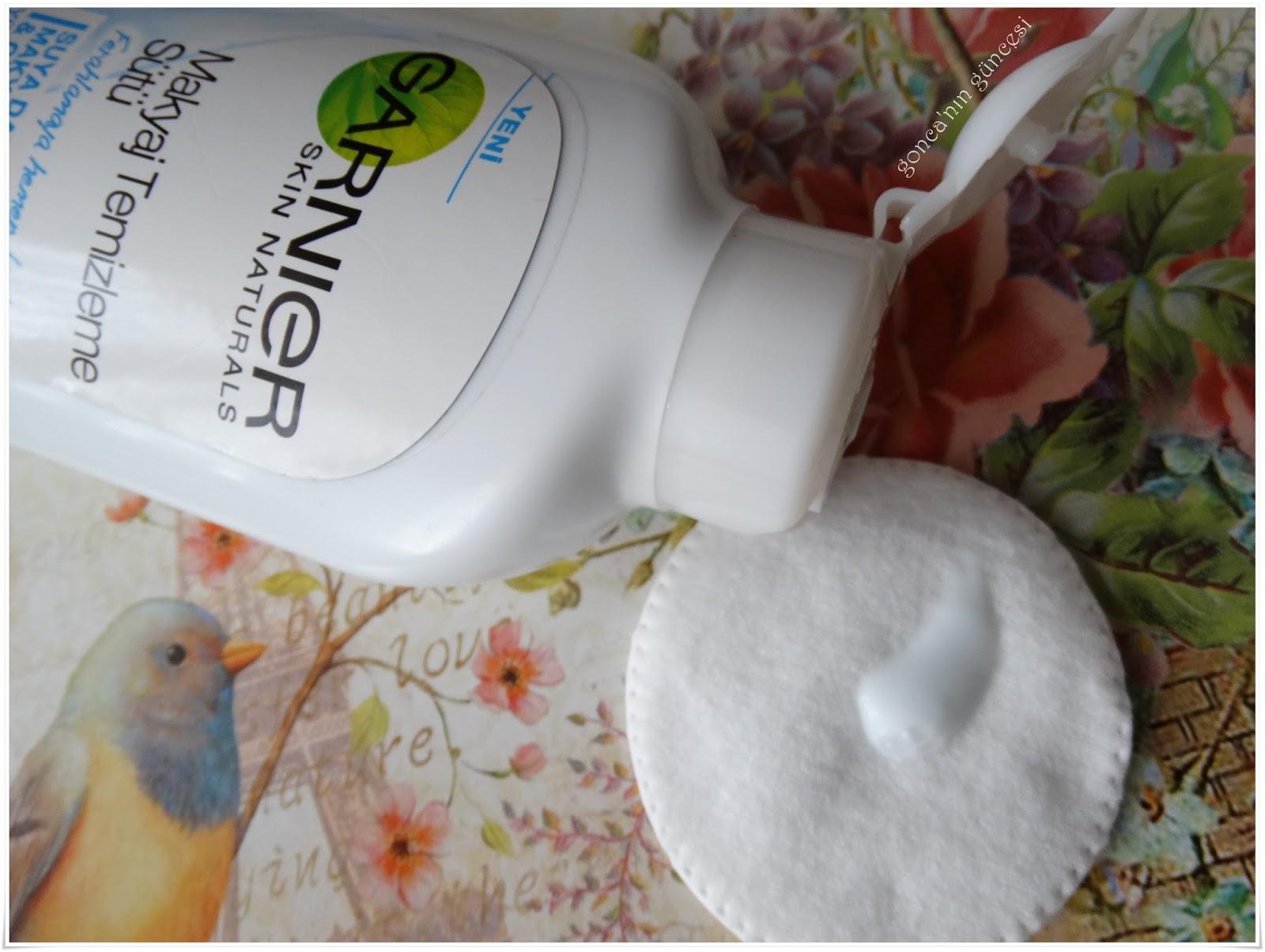 Garnier Makyaj Temizleme Sütü