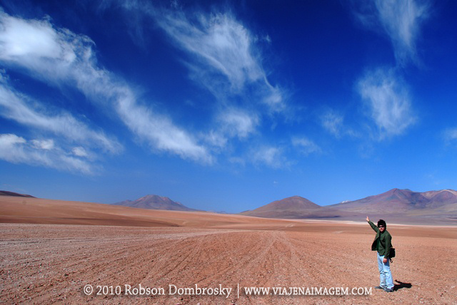 excursao no deserto da bolivia