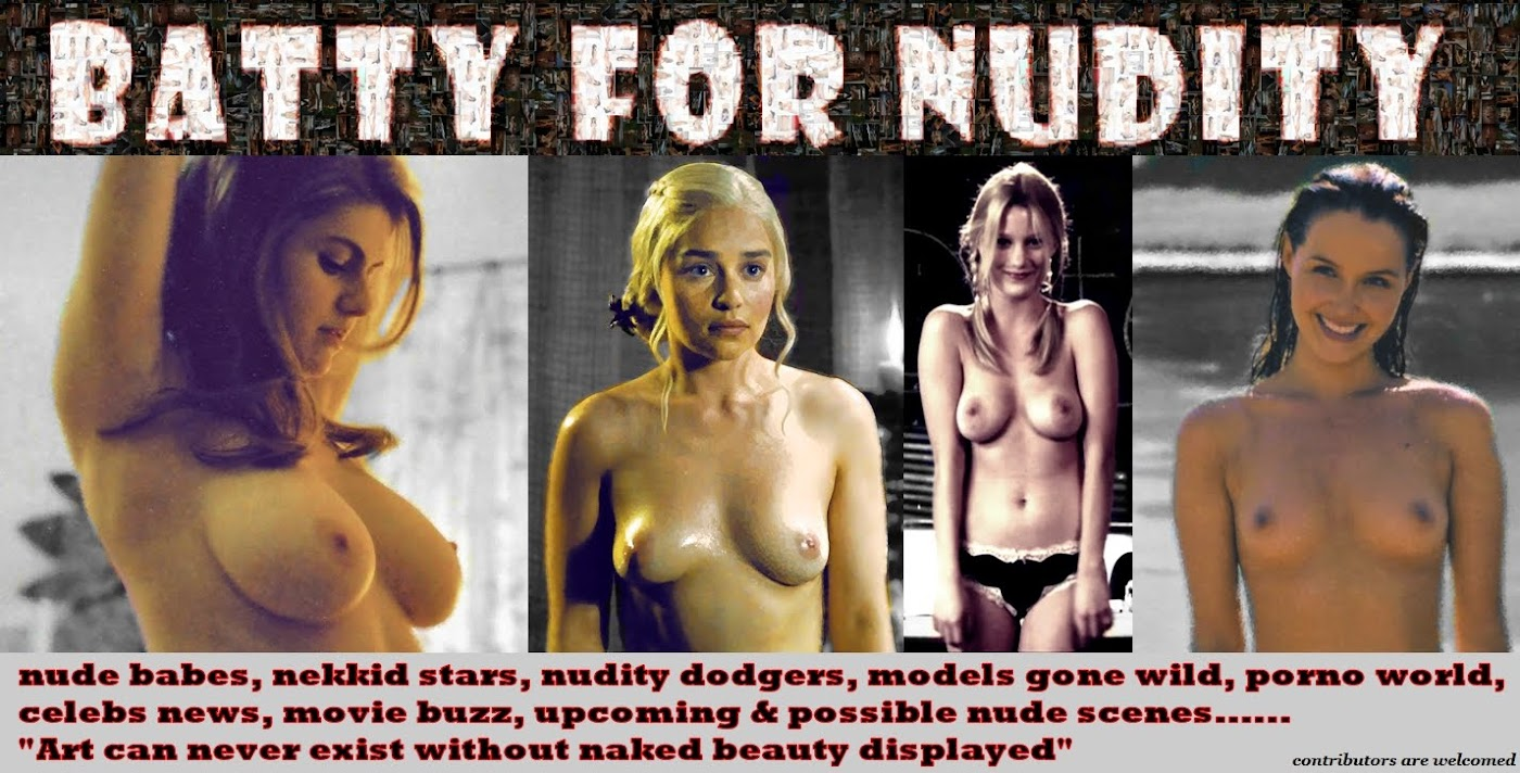 batty for nudity