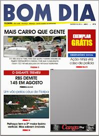 Jornal Bom Dia - agosto
