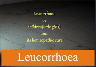 leucorrhoea