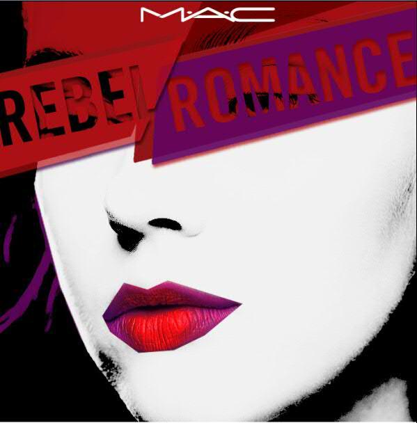 MAC Rebel Romance Collection
