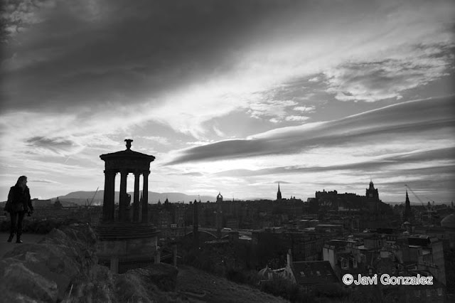 Scotland, Edinburgh, Calton HIll,