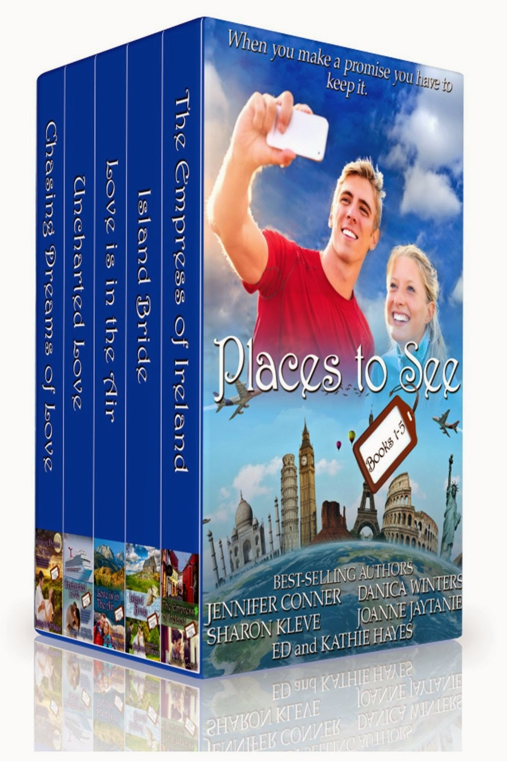 http://www.amazon.com/Places-See-Collection-Stories-1-5-ebook/dp/B00NQE3QX0/ref=sr_1_24?s=books&ie=UTF8&qid=1421614391&sr=1-24&keywords=sharon+kleve
