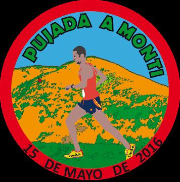 Logo Pujada a Monti