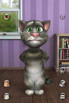 Game mèo nhái tiếng người - Talking Tom Cat