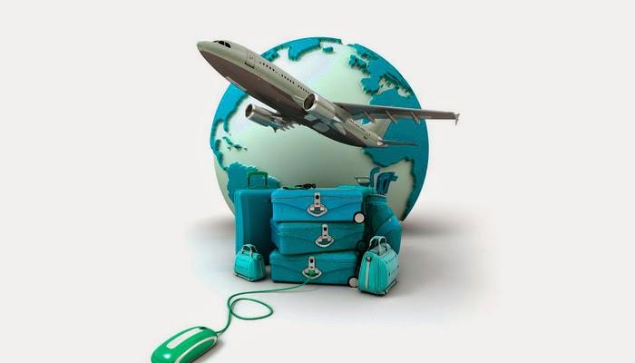 O que fazer na Internet durante o final de semana - Planeje viagens