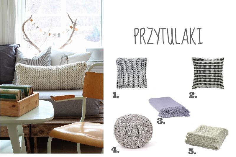 poduszka, na drutach, pufa, koc, pled, Ikea, Westwing, Home&you