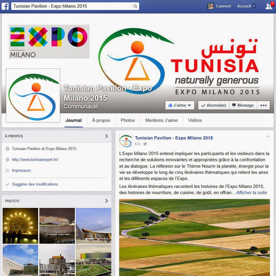 https://www.facebook.com/TunisiaExpo2015