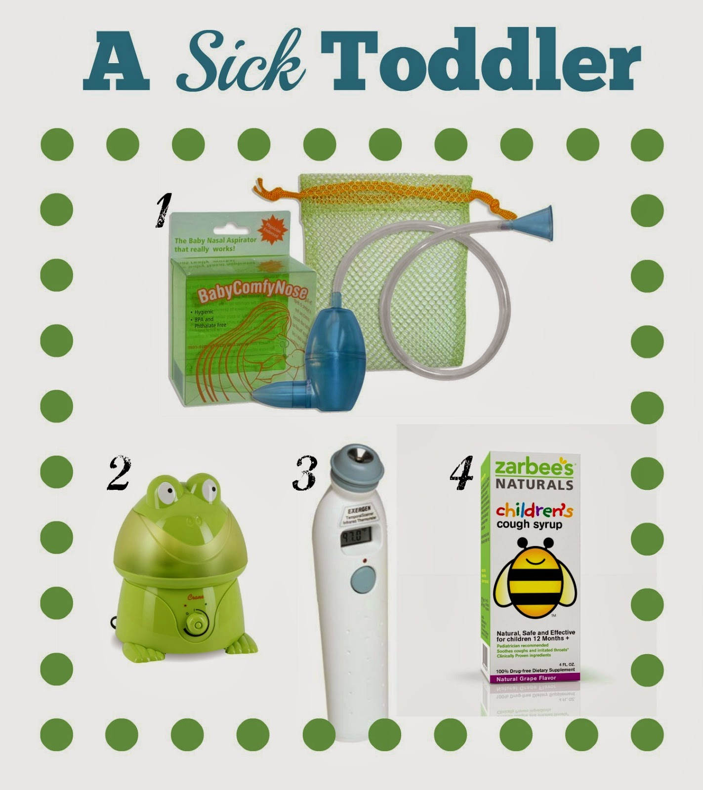 When toddler is sick #B47E17