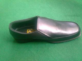 Sepatu Pantofel Kulit Asli