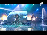 "Videoclip Iulian Vasile canta ""Always on the run"" la X Factor Romania"