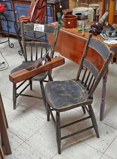 1840u0027s Federalist Chairs