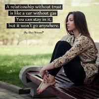 Trust Me Baby Sad Love Picture Quotes