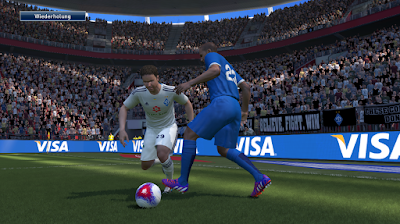 Patch PES 2015 Terbaru dari PESGalaxy Patch 4.5