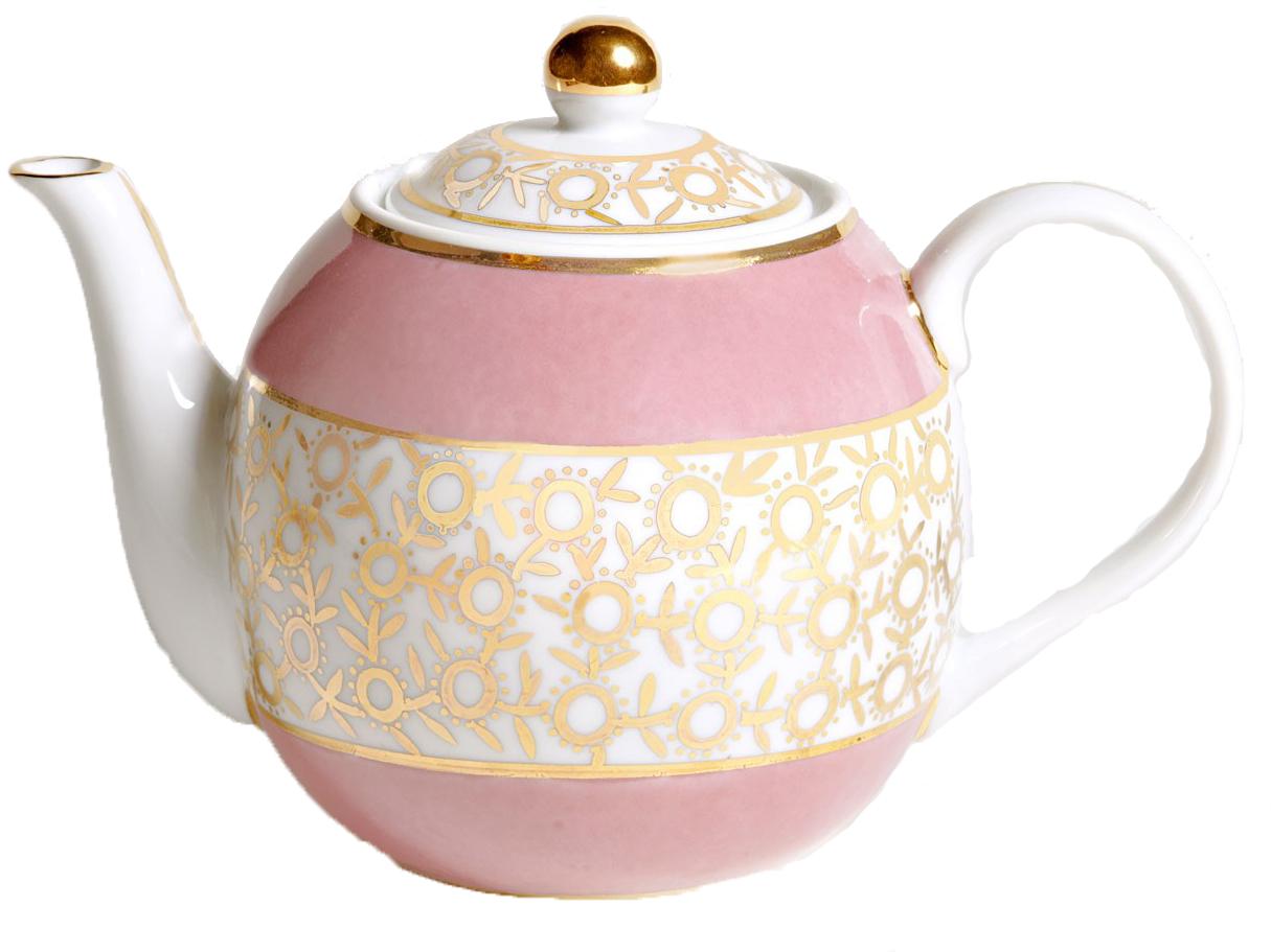 Fancy Teapot