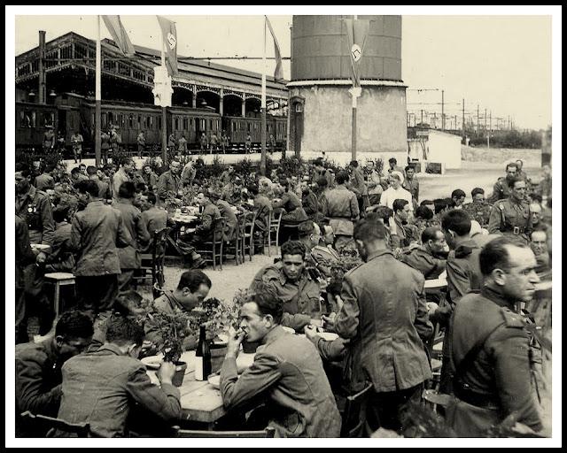 voluntarios alemania division azul guerra rusia