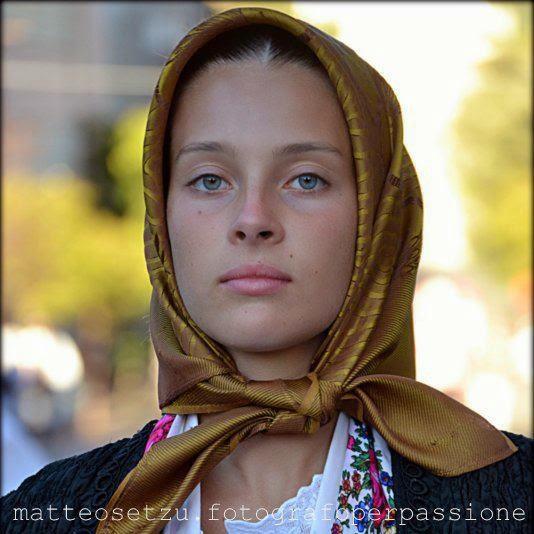 Sardinian Traditional Clothing