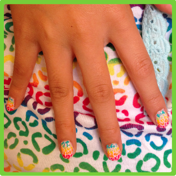 Nail Art Couture★ !: Kid