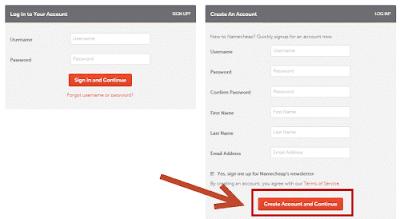 cara membeli hosting dan domain murah