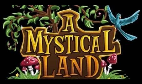 imagem jogo A Mystical Land logo