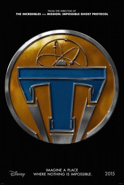 Tomorrowland: Um Lugar Onde Nada é Impossível – Dublado (2015)