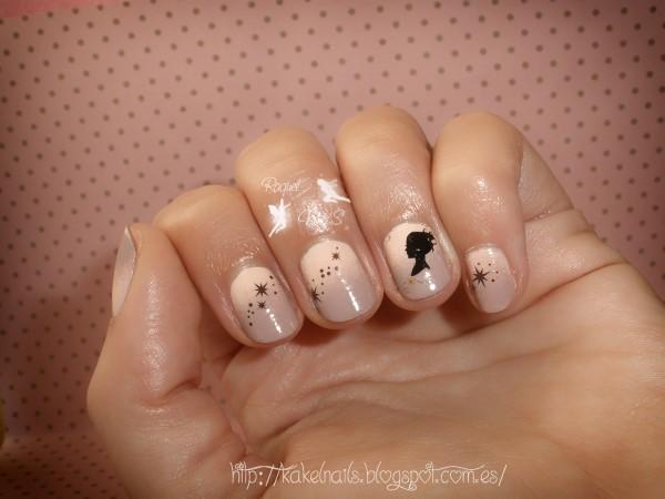 nail art degradado