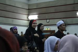 Forum Talk bersama Irma Hasmi dan Wardina