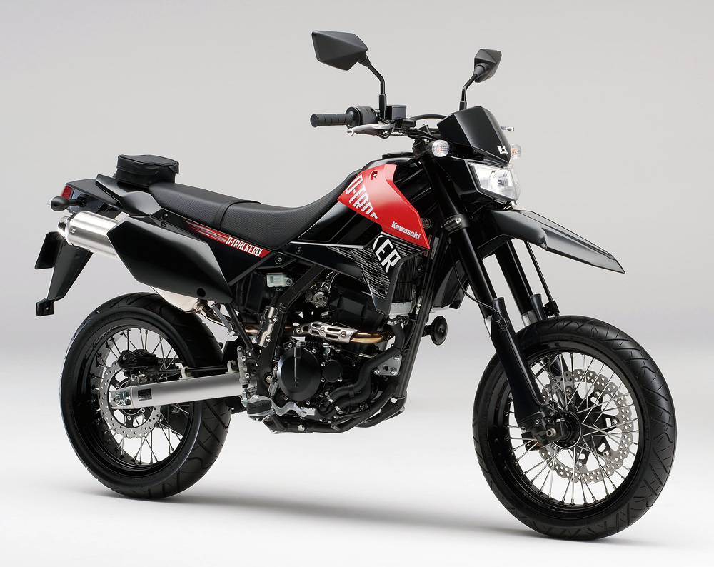 250 Kawasaki D-Tracker X