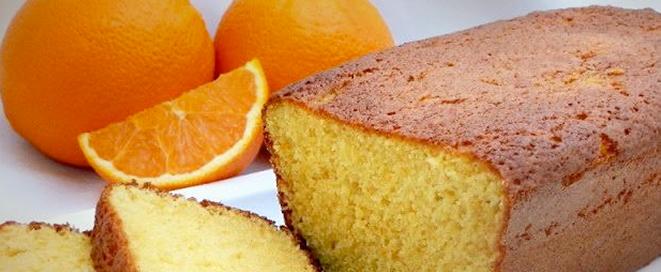 ingredientes para preparar queque de naranja