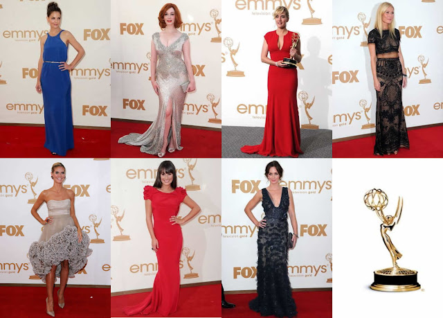 7 Best Dressed Actress at Emmy Awards 2011