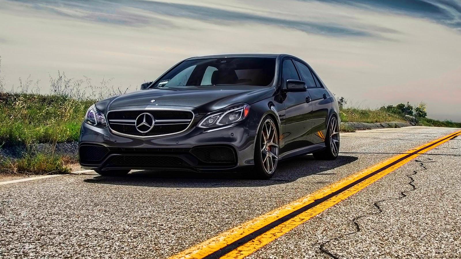 Vorsteiner mercedes benz e 63 amg 2014 aro 20 carwp for Mercedes benz e350 tire size