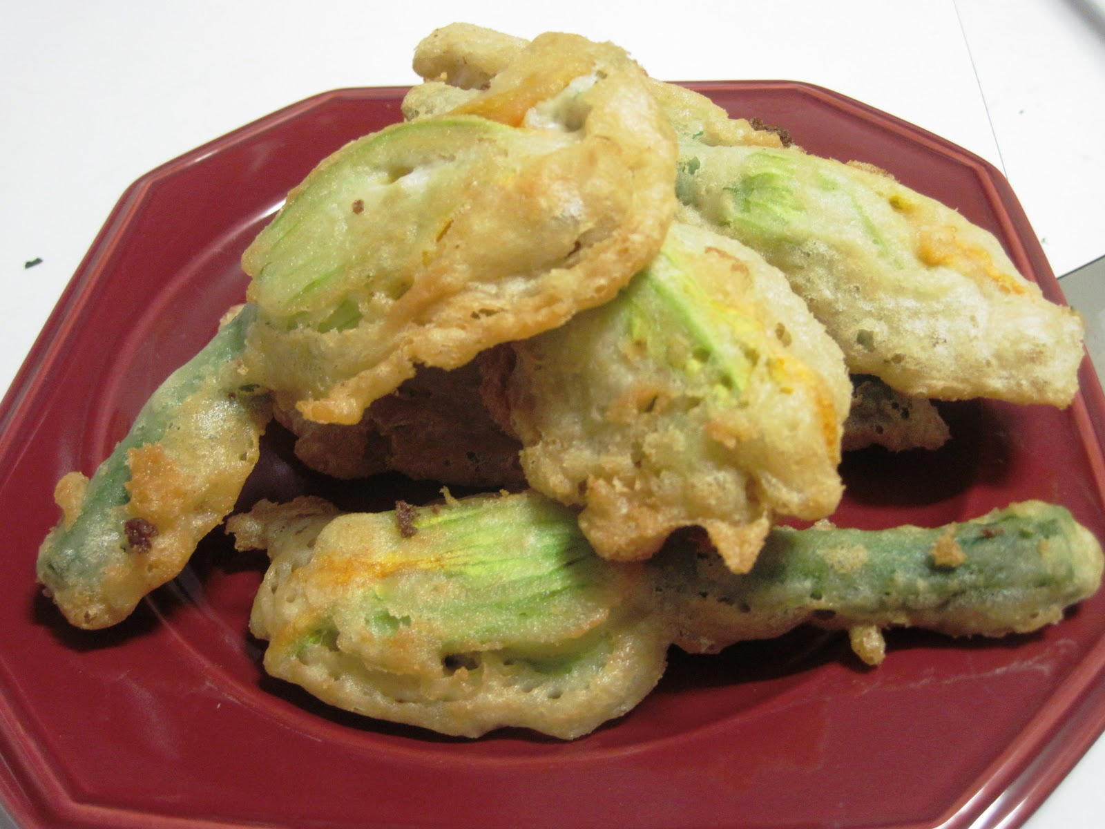 stuffed zucchini flowers ingredients 6 8 zucchini flowers 20g vegan