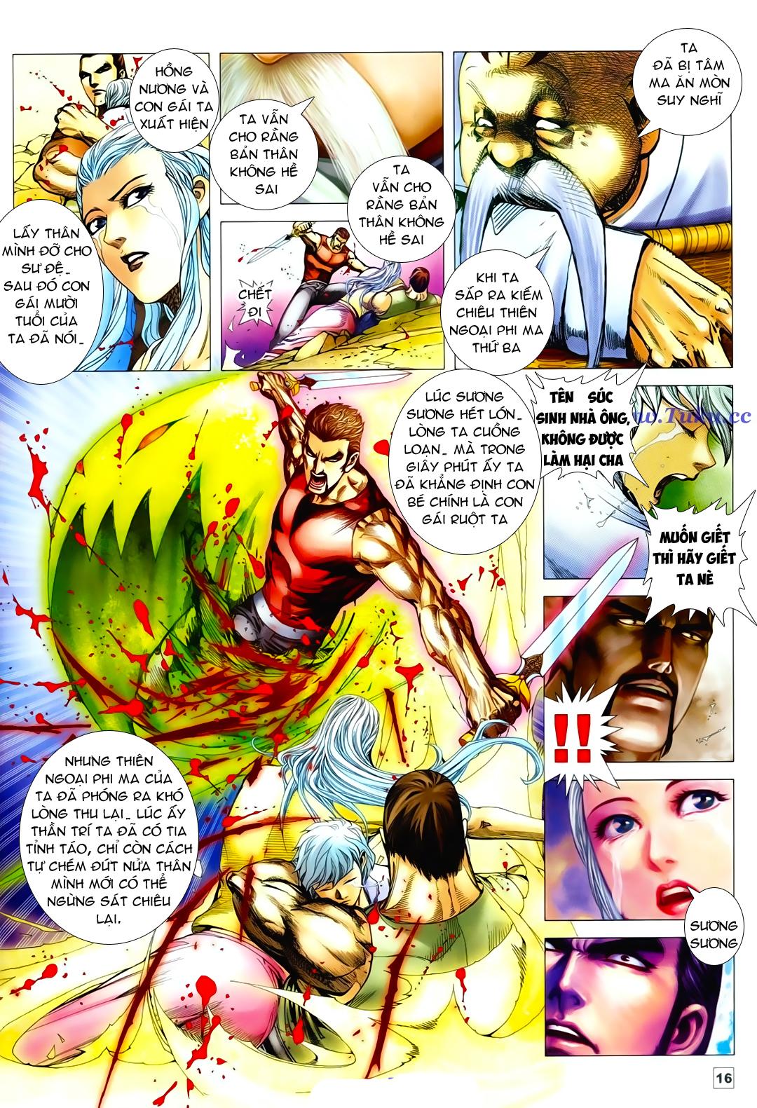 Thiên Ngoại Phi Ma - Chap 4