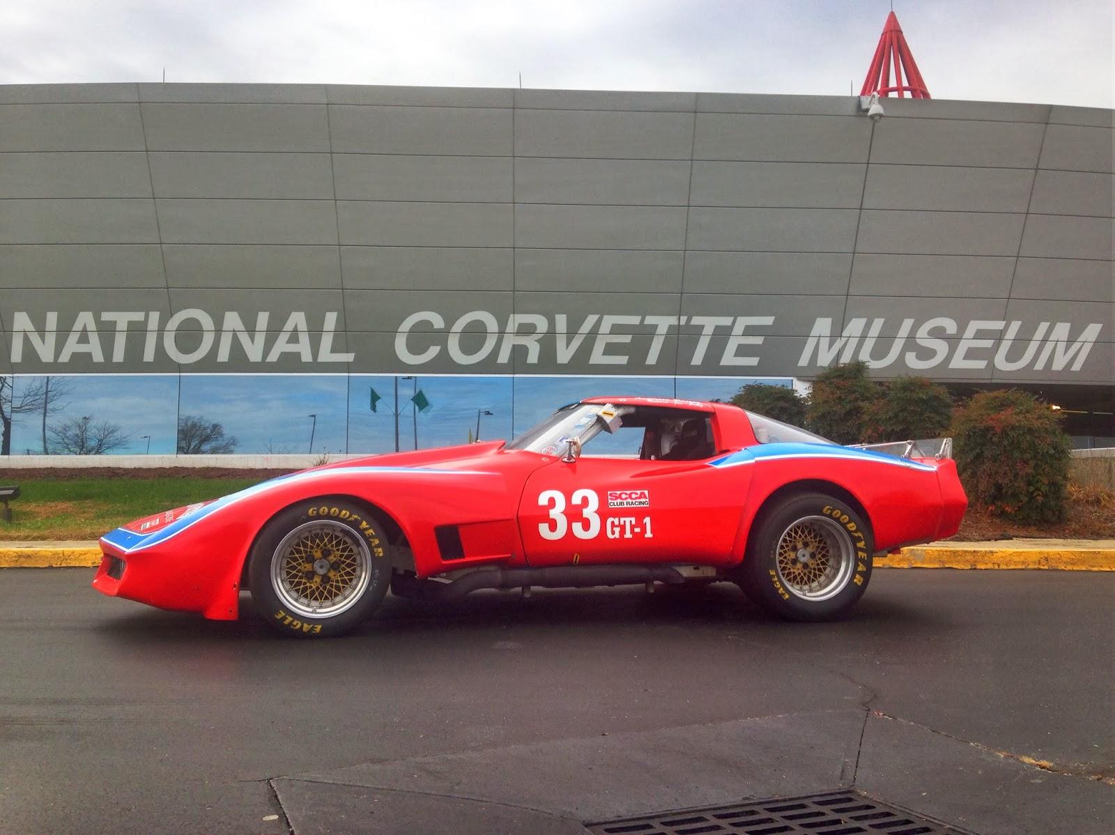 national corvette museum richard anderson donates race car. Cars Review. Best American Auto & Cars Review