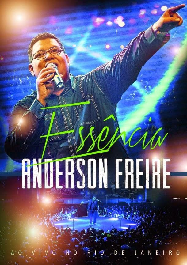 Anderson Freire - Essência | Áudio do DVD (2014)