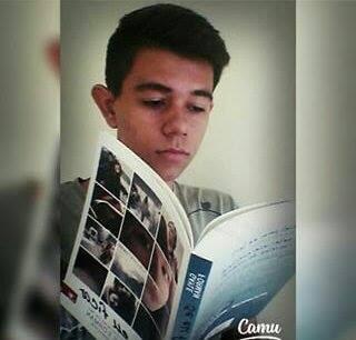 Escola Professor Lordão parabeniza o Jovem Escritor Picuiense