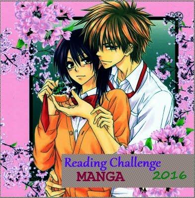 MANGA CHALLENGE