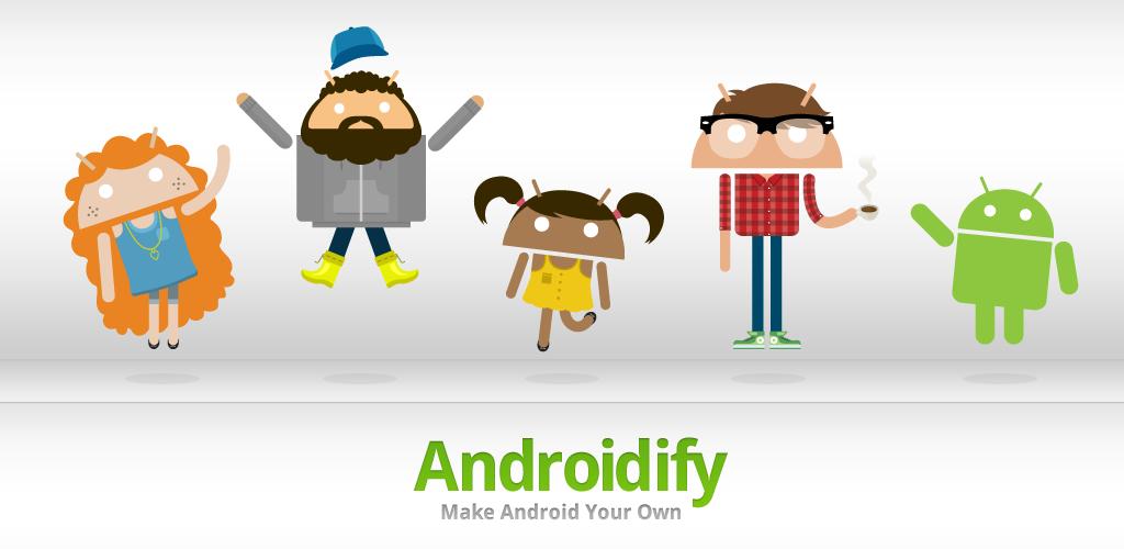 Gambarkan Avatar Androidmu dengan Androidfy www.imron22.com
