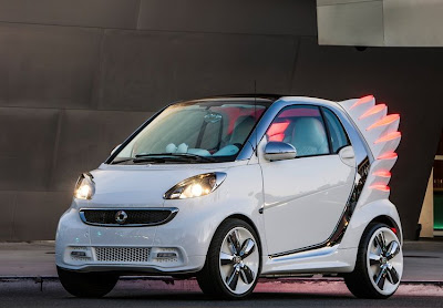 Smart Forjeremy Concept 2012