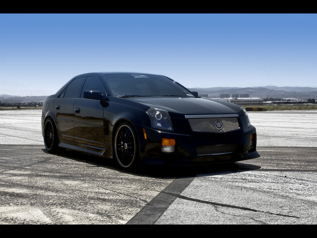 Sports Cars Cadillac Cts V Wallpaper
