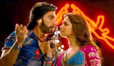 Ishqyaun Dhishqyaun Song from RamLeela