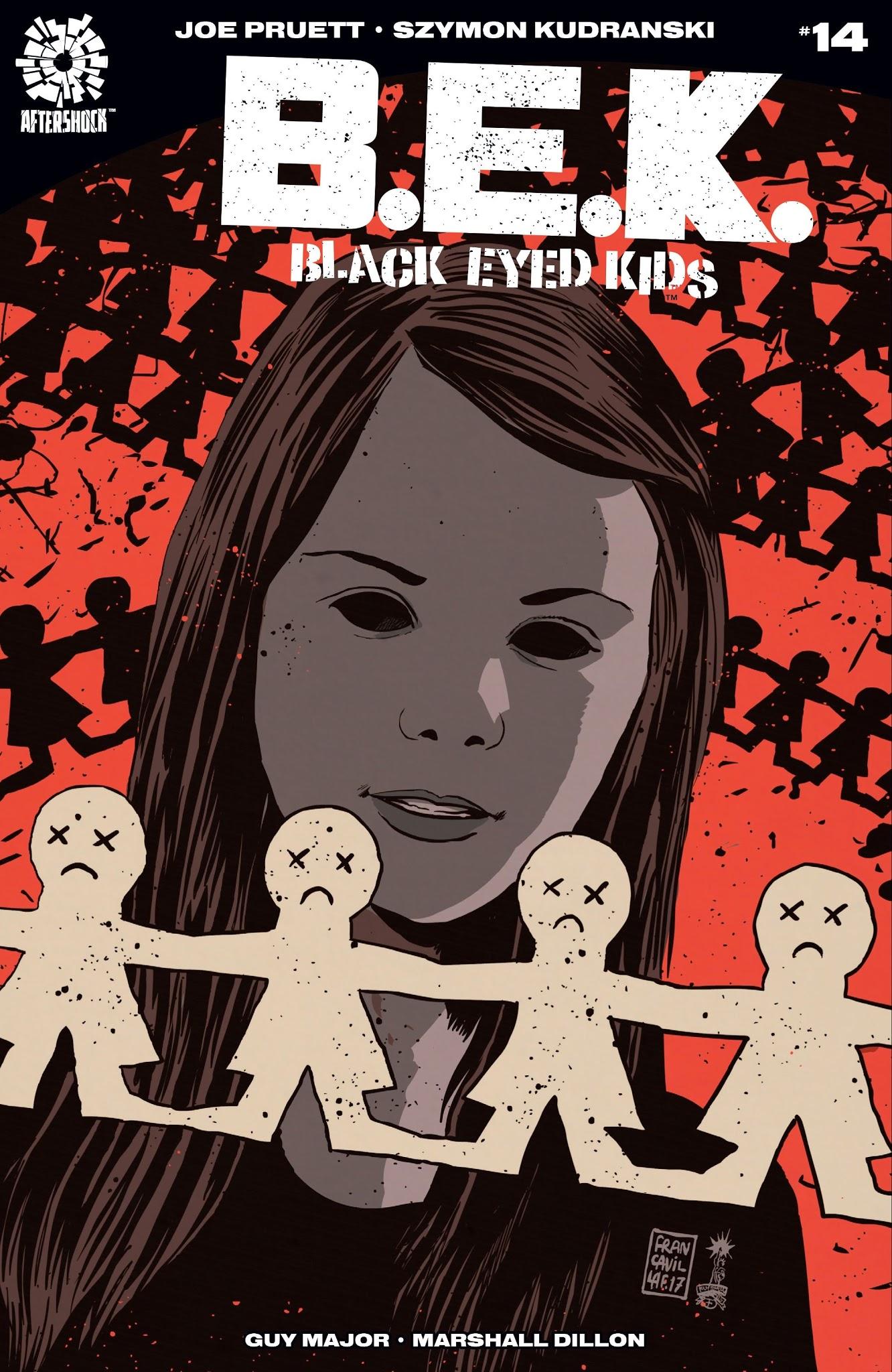 Black-Eyed Kids 14 Page 1