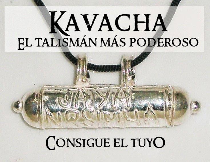 Kavachas