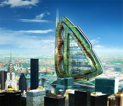 dragonfly concept building