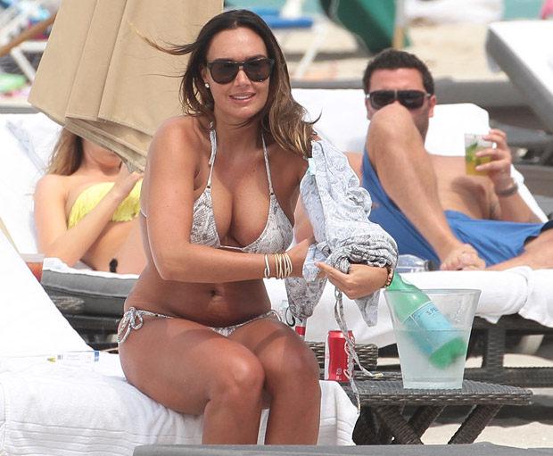 Sexy Tamara Ecclestone Bikini Pics