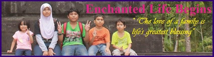 Enchanted Life Begins
