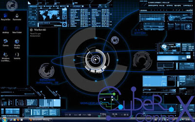Rainmeter 3.2.1 Build 2386 Terbaru